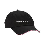 Promotional items - caps with personalization